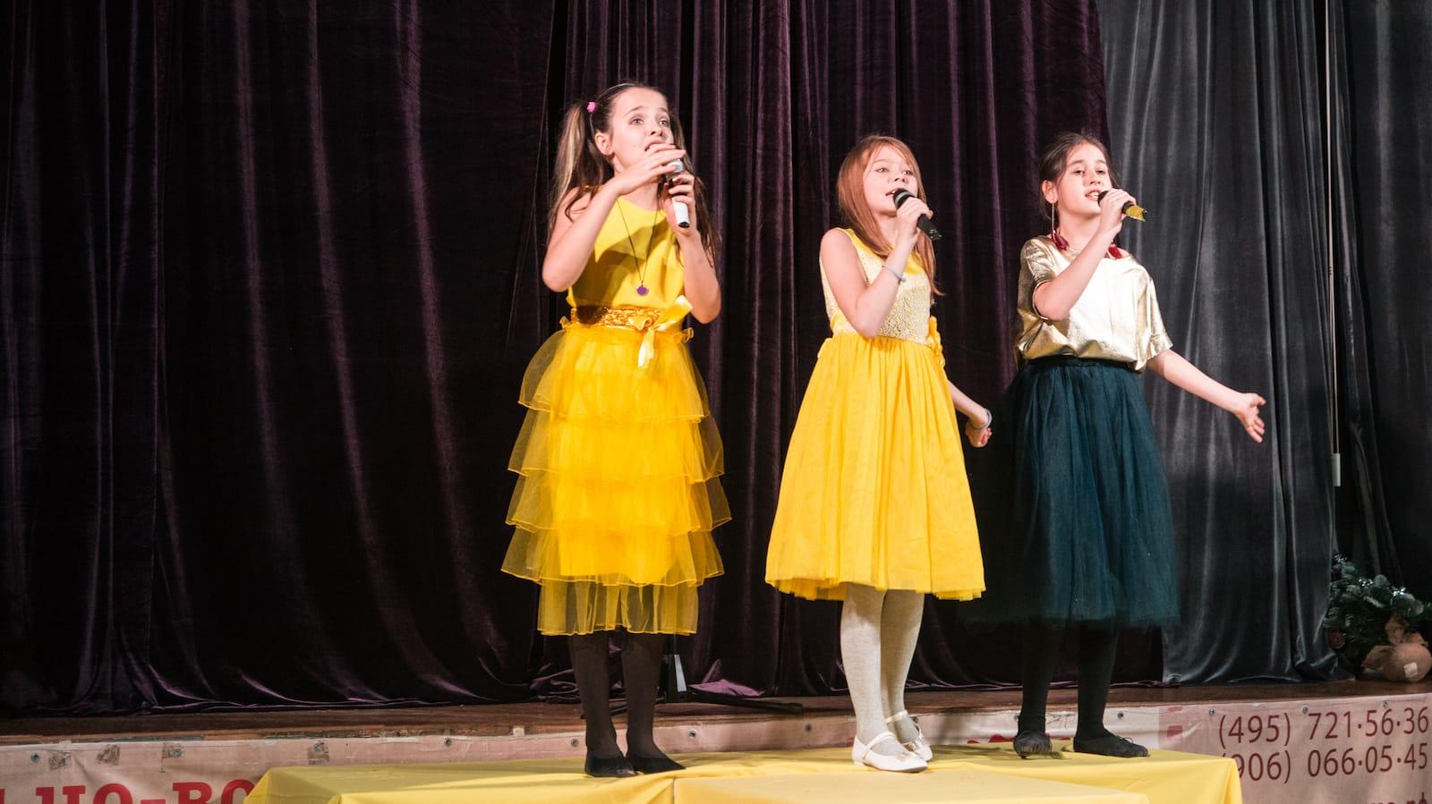 желтая вечеринка-5657